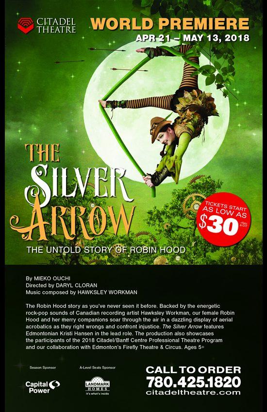Citadel Silver ad for La Traviata